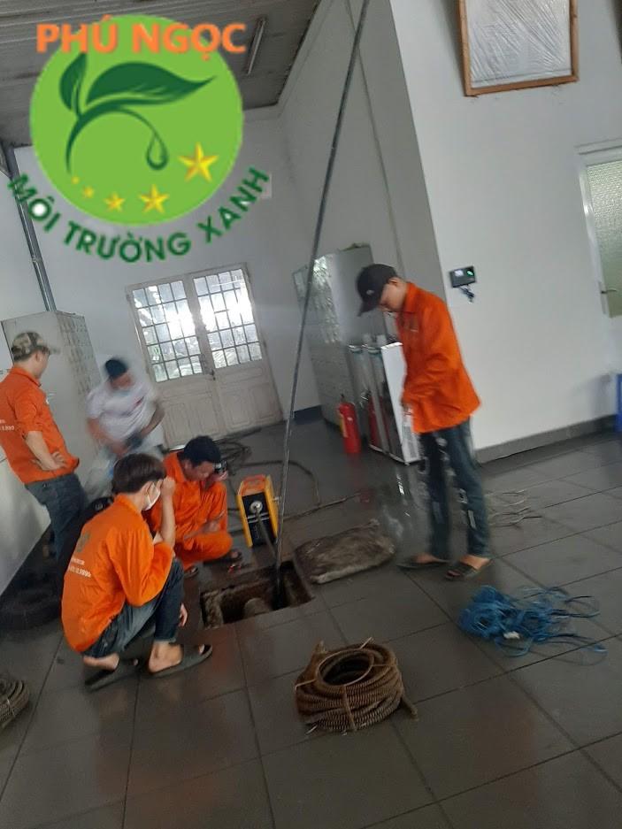 Công ty Thông cống nghẹt tại Sài Gòn uy tín