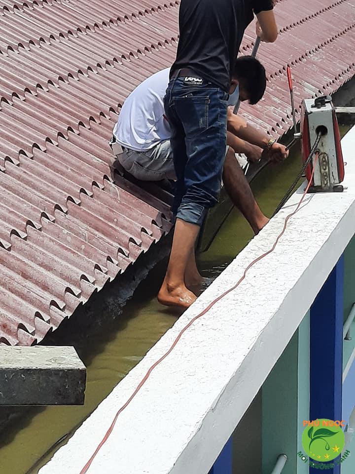 Phú Ngọc có bảo hành cho dịch vụ thông cống tại quận 12