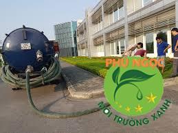 dịch vụ hút hầm cầu uy tín chuyên nghiệp tại Phú Ngọc