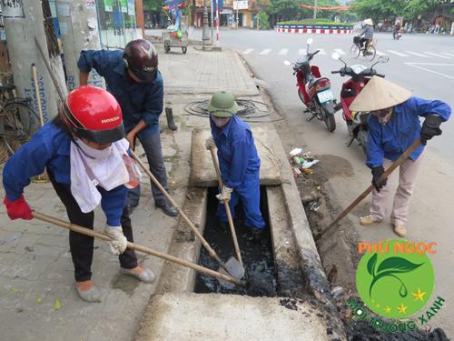 Phú Ngọc – Đơn vị cung cấp dịch vụ nạo vét cống Sài Gòn giá rẻ