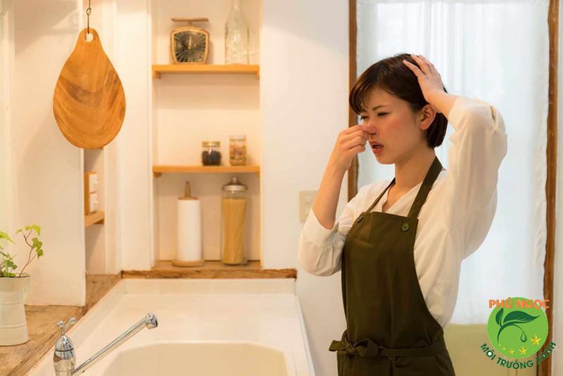 Bạn có thể xử lý mùi hôi nếu ở tình trạng mùi hôi nhẹ