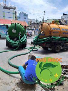 Phú Ngọc là dịch vụ rút hầm cầu huyện Bình Chánh uy tín, giá rẻ
