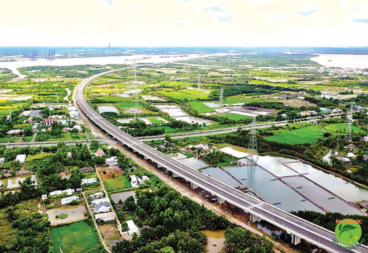 Huyện Cần Giờ nằm ở ngoại thành TP.HCM