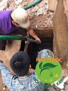Phú Ngọc chính là địa chỉ rút hầm cầu quận 10 uy tín, chất lượng
