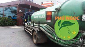 Phú Ngọc công ty hút hầm cầu huyện Củ Chi tốt nhất