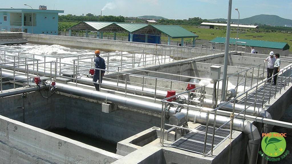 Dịch vụ thu gom nước thải Phú Ngọc