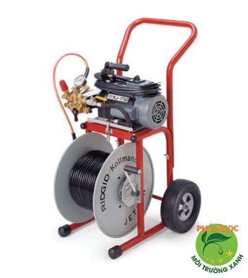 Máy thông cống áp lực nước KJ-1750