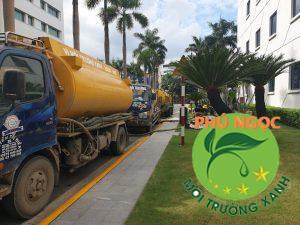 Đơn vị hút hầm cầu uy tín luôn tuân thủ quy định xử lý chất thải