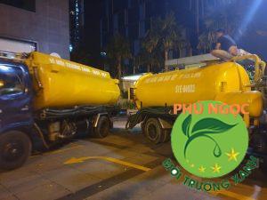 Công ty hút hầm cầu huyện Bình Đại uy tín, chất lượng - Phú Ngọc