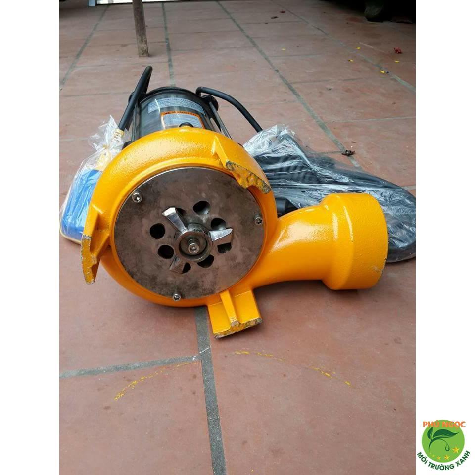 Máy hút bể biogas là gì?