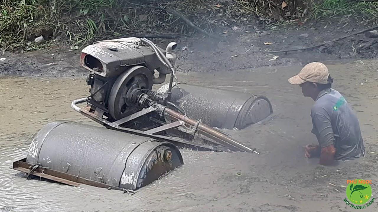 Phú Ngọc là đơn vị cho thuê máy hút bùn uy tín, nhanh chóng
