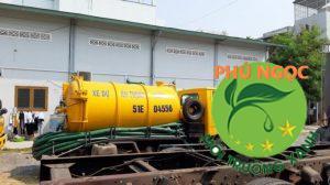 thông cống nghẹt huyện Phú Giáo