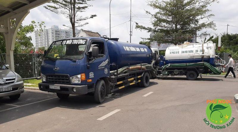 Công ty thông cống nghẹt Phú Ngọc