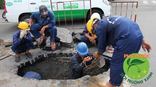 Tại sao cần hút hầm cầu định kỳ? Hút hầm cầu thị xã Gò Công ở đâu?