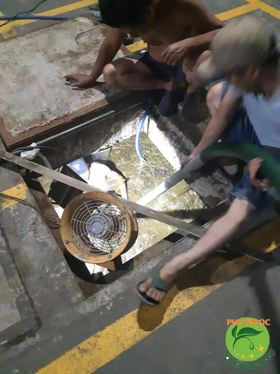 Hút hầm cầu thị xã Hồng Ngự, tỉnh Đồng Tháp uy tín giá rẻ