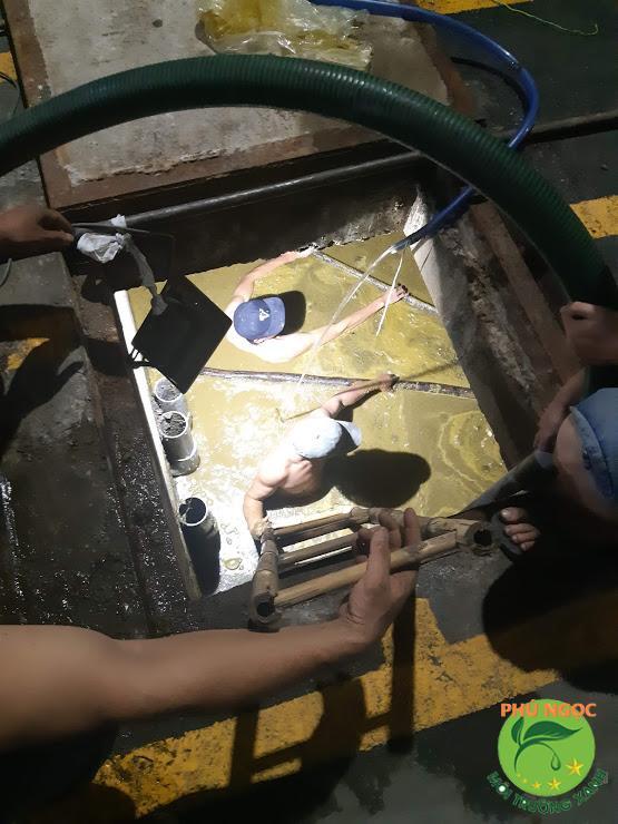 Hút hầm vệ sinh, hút hầm cầu huyện M'Đrắk tỉnh Đắk Lắk