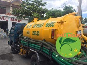 Công ty thông cống hút hầm cầu Phú Ngọc