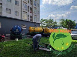 Hình ảnh công ty thông cống nghẹt Phú Ngọc trong một dự án