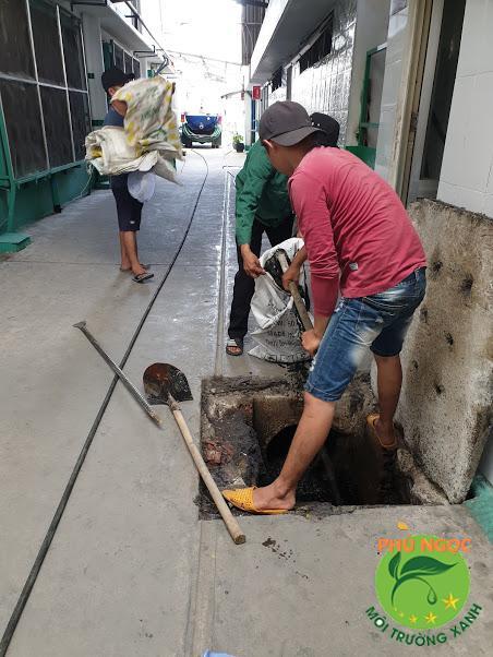Nhu cầu sử dụng dịch vụ thông cống nghẹt huyện Vĩnh Cửu