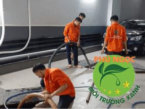 Phú Ngọc thông cống nghẹt huyện Bù Đốp nhanh - sạch - rẻ