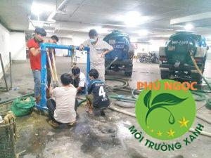 Công ty Phú Ngọc mang lại dịch vụ thông cống uy tín nhất thị trường hiện nay