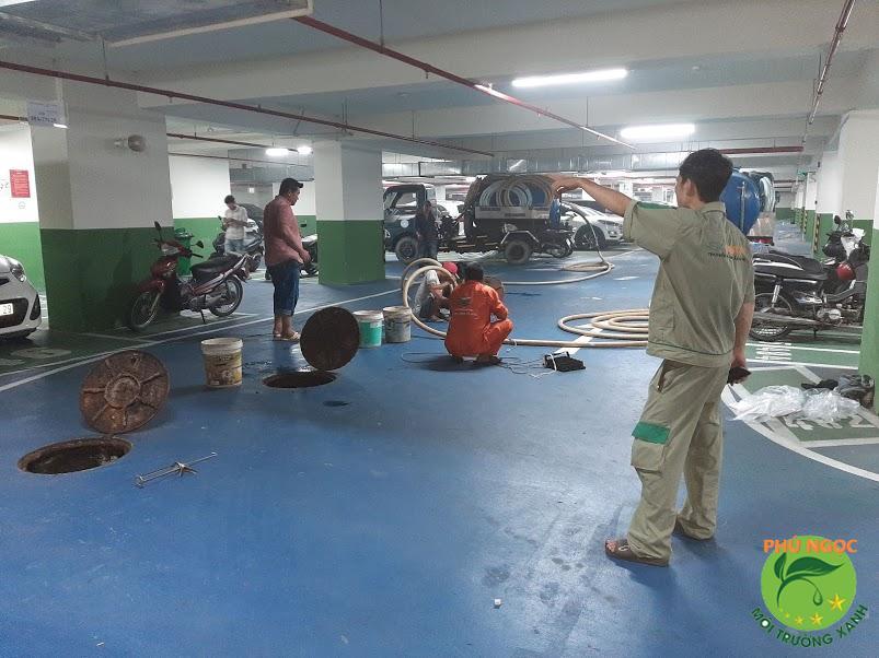 Giới thiệu về công ty vệ sinh môi trường Phú Ngọc