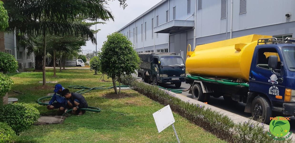 Công ty môi trường xanh Phú Ngọc
