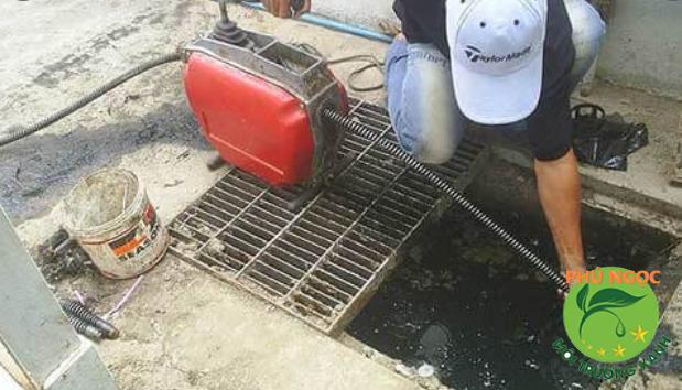 Phú Ngọc công ty thông cống nghẹt huyện Trà Ôn uy tín nhất