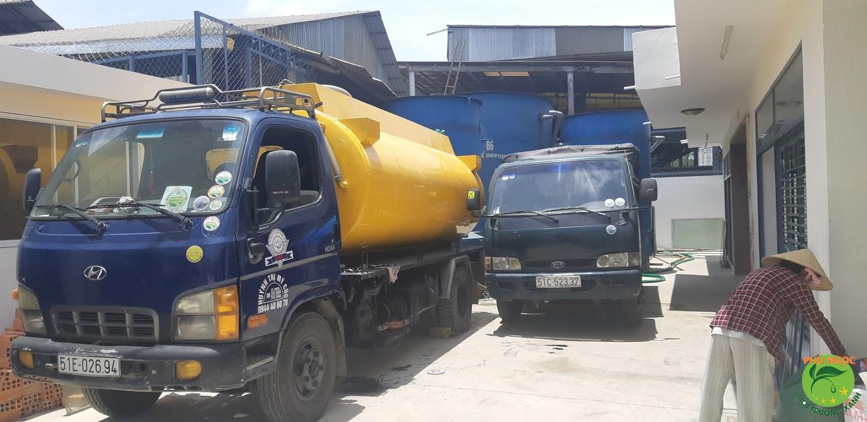 Công ty hút hầm cầu huyện Lấp Vó nào uy tín nhất?