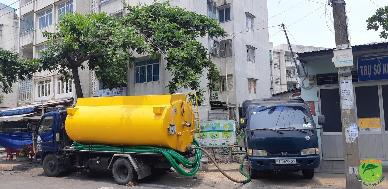 Lý do nên chọn dịch vụ hút hầm cầu huyện Lai Vung của Phú Ngọc