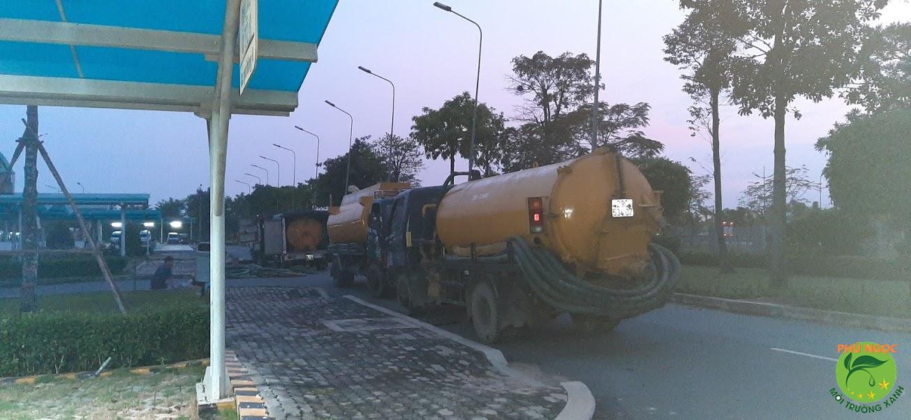 Công ty vệ sinh môi trường Phú Ngọc