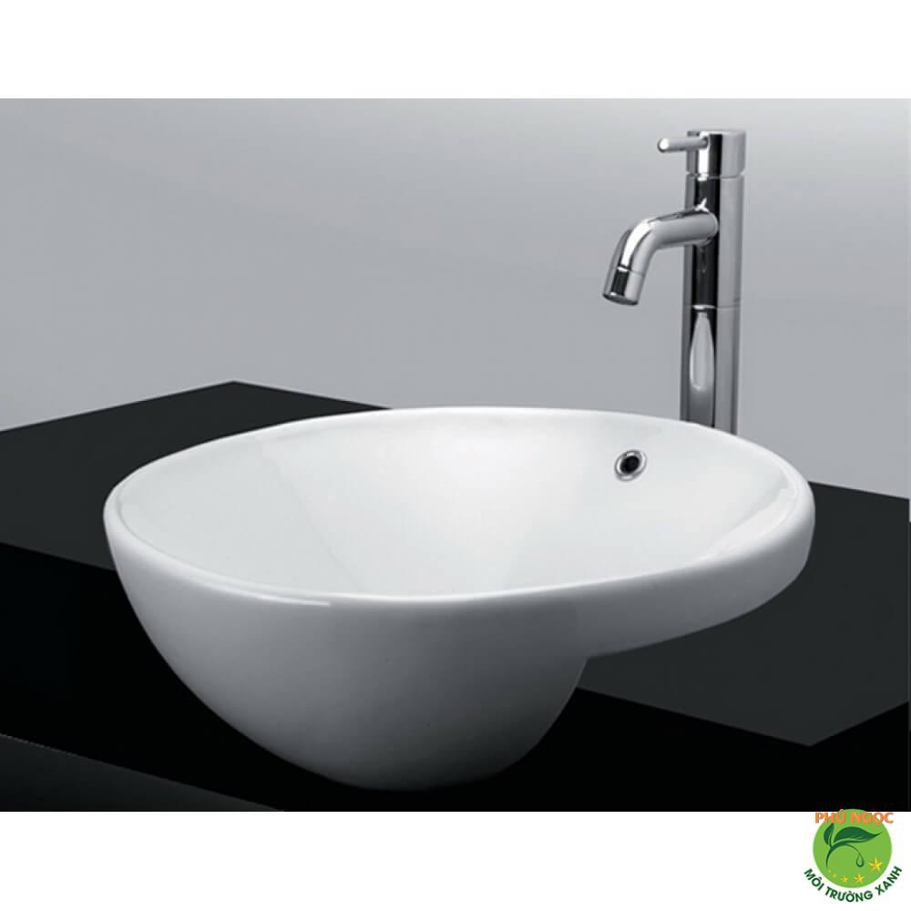 Lavabo là thiết bị vệ sinh quen thuộc trong nhà vệ sinh