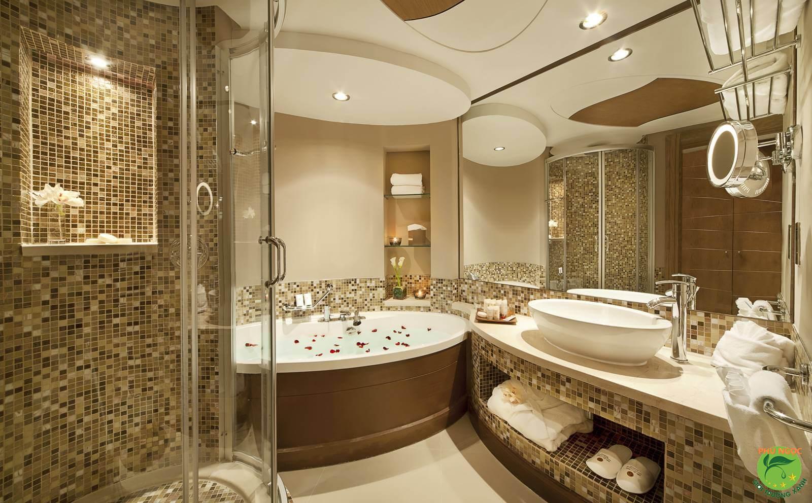 Không gian đẹp hơn với lavabo có kích thước phù hợp