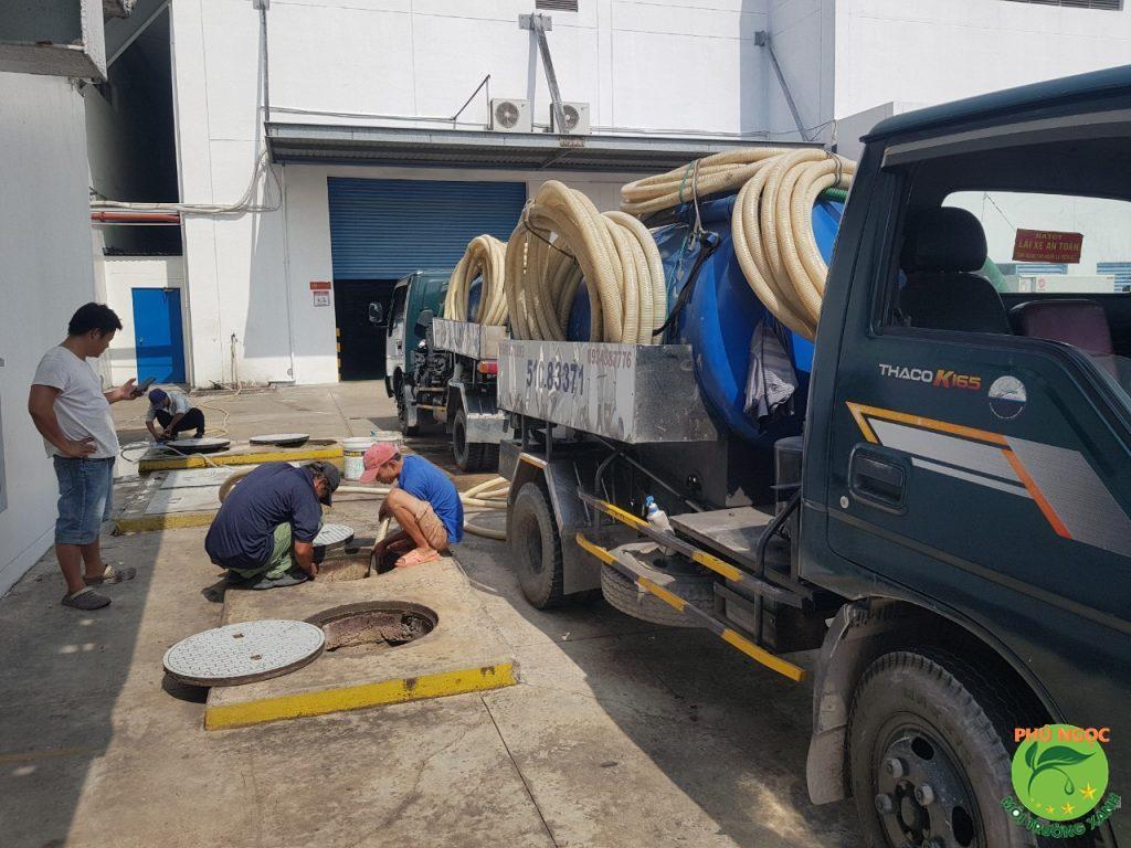 Công ty Phú Ngọc mang lại dịch vụ thi công uy tín, chất lượng