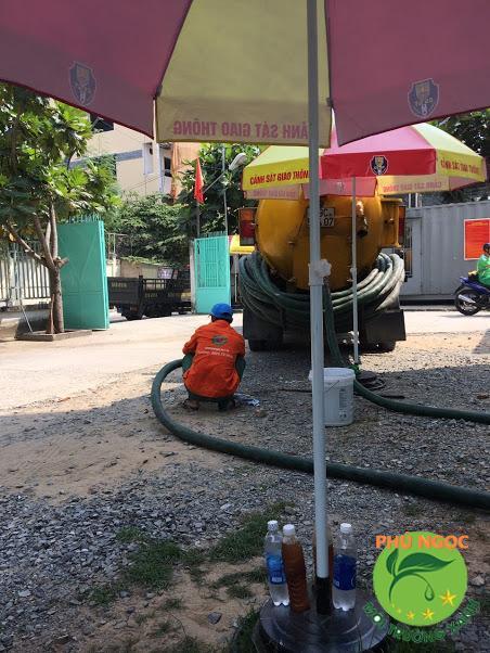 Giới thiệu dịch vụ thông cống nghẹt của công ty Phú Ngọc