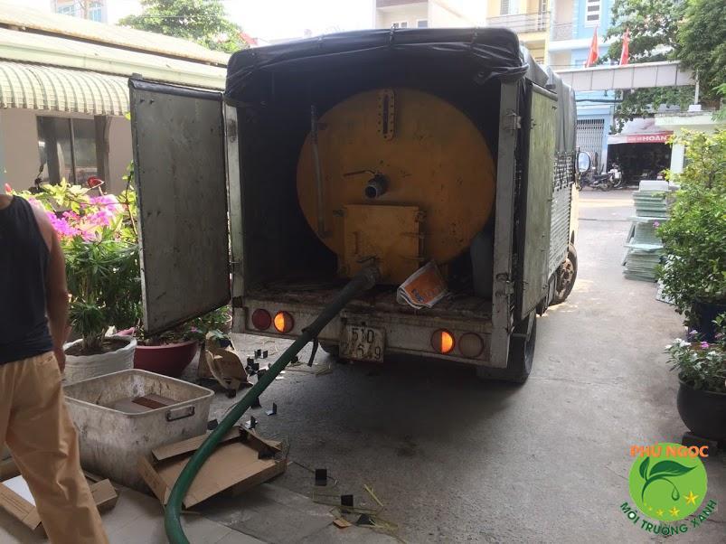 Giới thiệu đơn vị thông cống nghẹt huyện Lấp Vò uy tín - Phú Ngọc