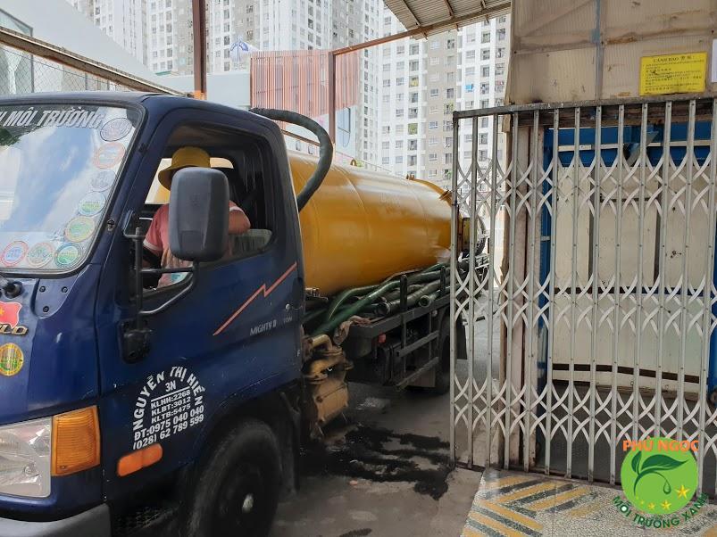 Địa điểm cung cấp dịch vụ thông cống nghẹt huyện Quảng Trạch