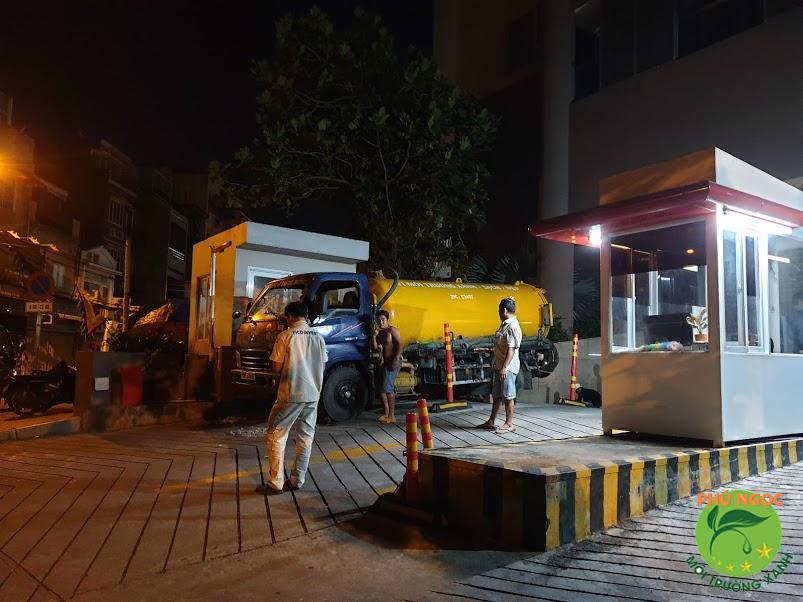 Giới thiệu đơn vị thông tắc cống uy tín, chất lượng nhất tại Đống Đa - Phú Ngọc