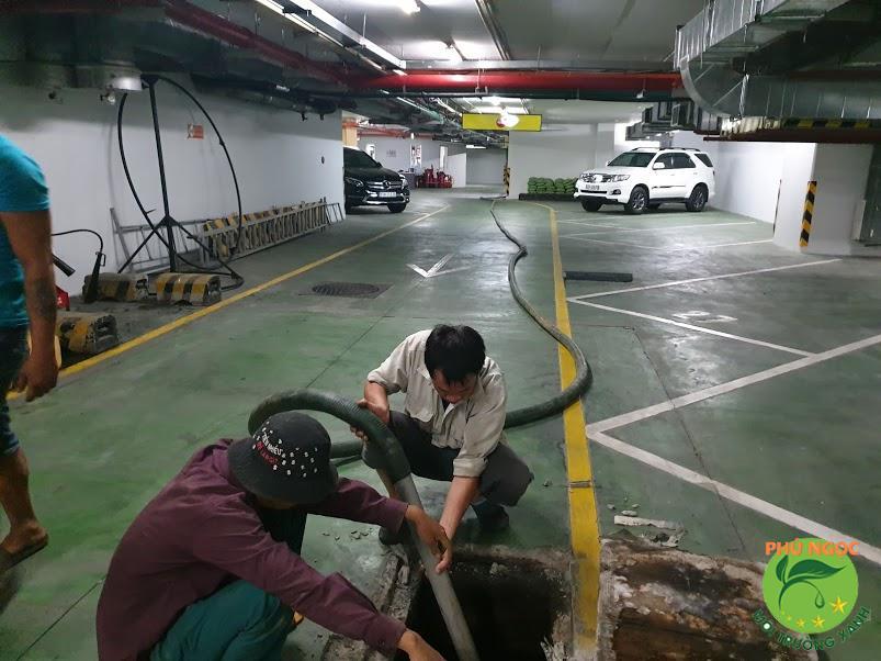 Công ty nào thông tắc cống tại Long Biên – Hà Nội uy tín?