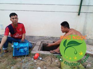 Đội ngũ nhân viên thông cống Phú Ngọc có kinh nghiệm