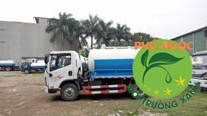 Công ty Phú Ngọc - địa chỉ hút hầm nước thải chất lượng hàng đầu