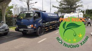 Hút hầm cầu huyện Đam Rông -Công ty Phú Ngọc làm việc nhanh chóng, hiệu quả