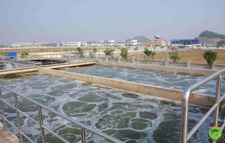 Xử lý chất thải công nghiệp cùng Công ty vệ sinh môi trường Phú Ngọc
