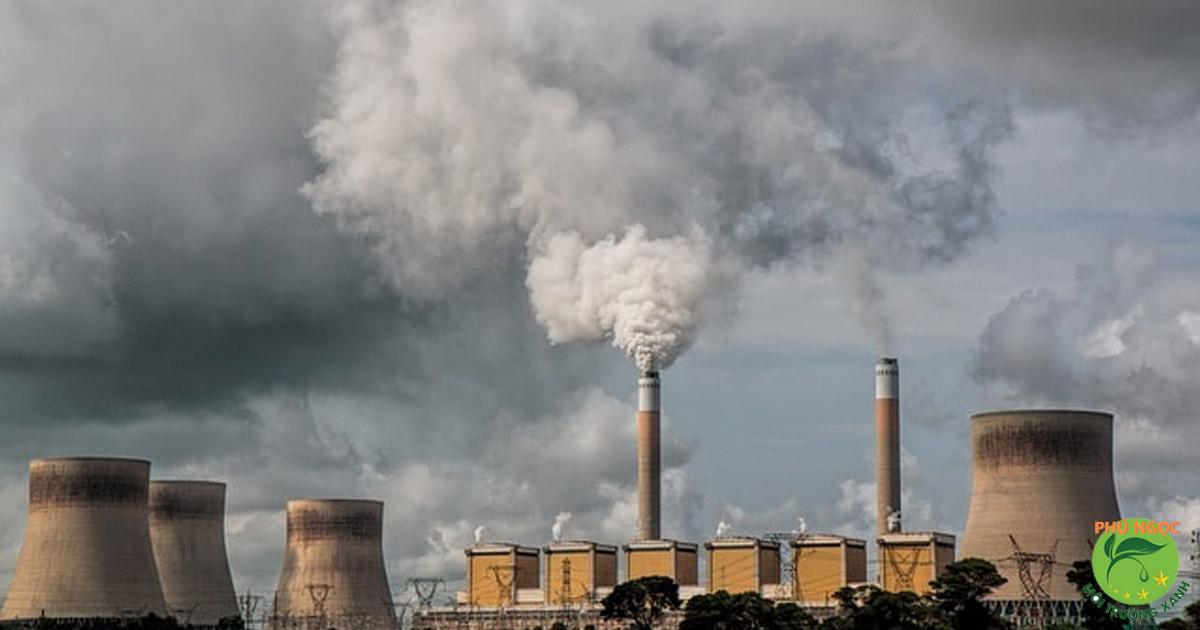 Hiện tượng ô nhiễm nhiệt