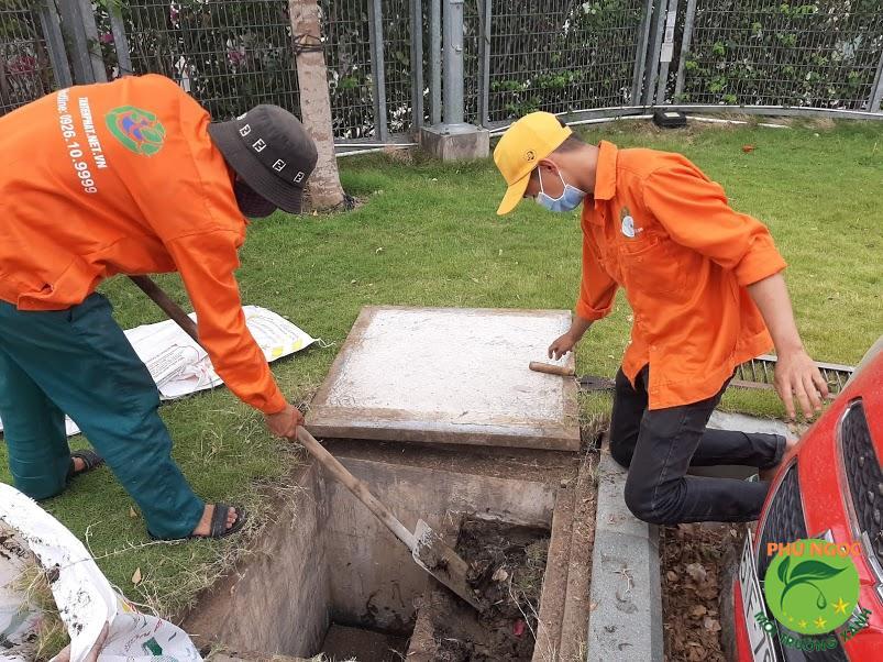 Phú Ngọc kết hợp việc sử dụng thiết bị tân tiến và công nghệ hiện đại nhằm hỗ trợ quá trình sửa chữa bồn cầu hoàn thành nhanh chóng và thuận lợi hơn