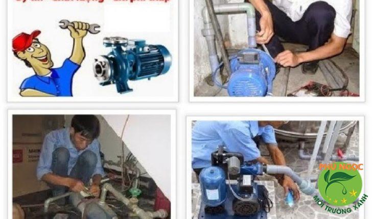 Giới thiệu đơn vị sửa máy bơm huyện Cần Giờ chất lượng nhất - Phú Ngọc