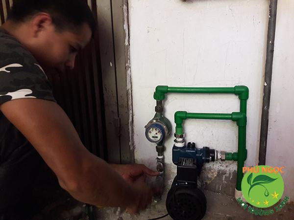 Công ty Phú Ngọc sửa máy bơm tại quận 1