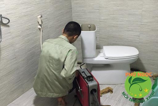 Thông cống nghẹt huyện Tân Châu