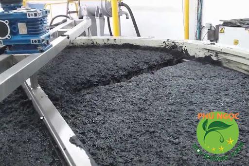 Phương pháp xử lý bùn thải công nghiệp đô thị hiện đại