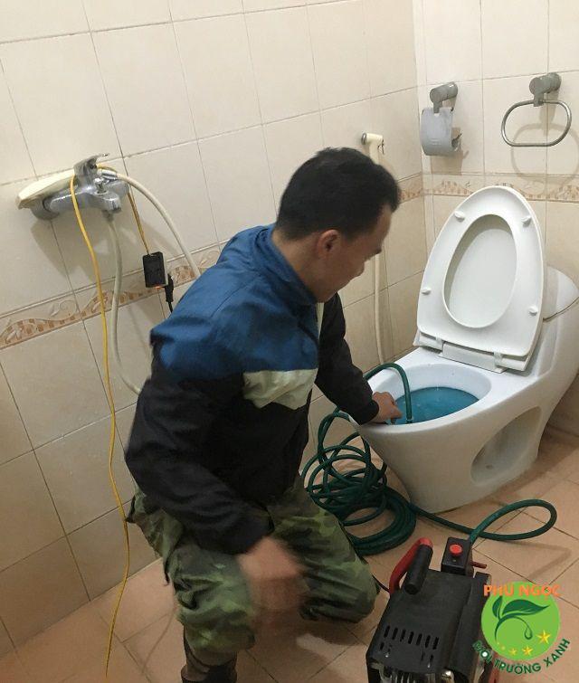 Phú Ngọc- đơn vị thông cống nghẹt huyện Đức Trọng uy tín, chất lượng